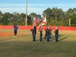 SFHS Baseball Honors our Veterans!