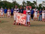 Congratulations to Coach Malizia on 300 Wins!