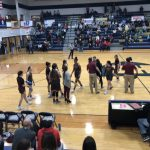Girls Varsity Basketball beats Helias Catholic 43 – 29