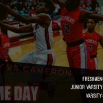 Boys Basketball Travels to Cameron 1/29
