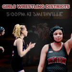 Girls Wrestling Districts Friday!!!