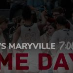 Girls Basketball vs. Maryville at 7PM!