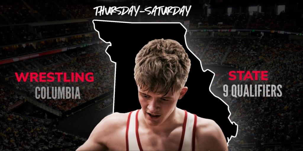 Benton Wrestlers to State! Good luck!