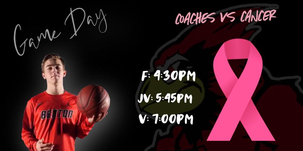 Boys Basketball Coaches vs. Cancer!