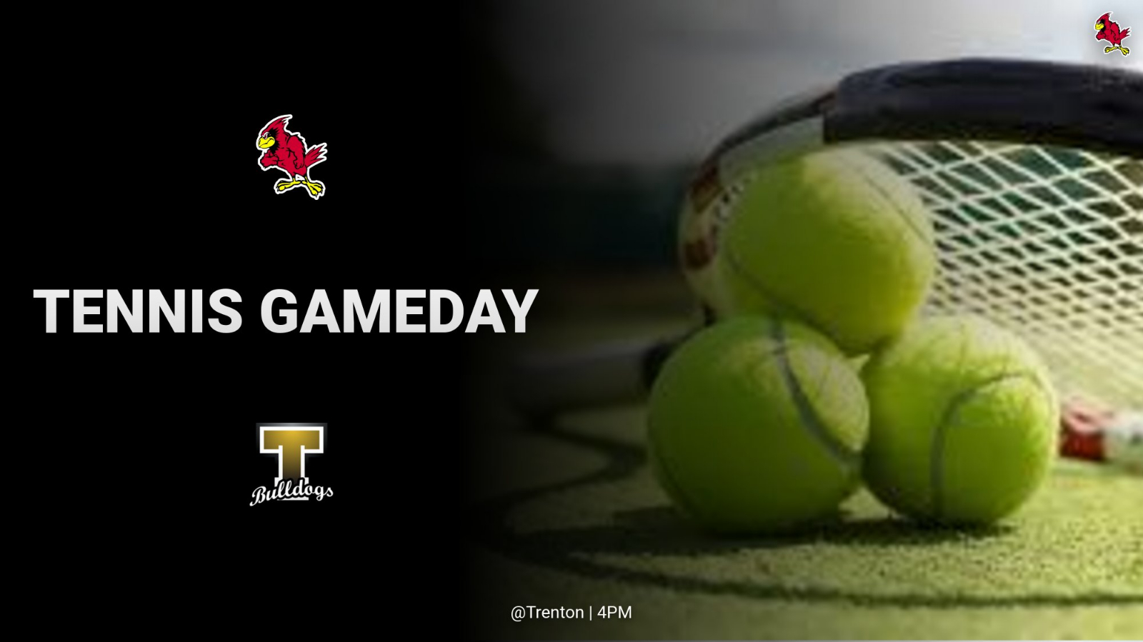 Boys Tennis vs. Trenton!