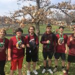 Boys Tennis Brings Home Hardware from the Lafayette Invitational
