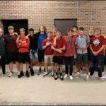 Benton Boys Soccer - #cardssupportingcards