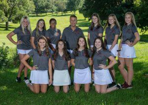 2019 Lady Cards Golf