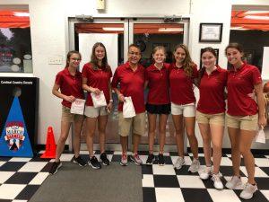 Lady Cards Take 1st Place @ Plattsburg Tournament 9/6/19