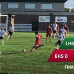 Benton Cardinals top the Lafayette Fighting Irish 8-0