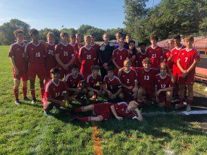 Benton Boys Soccer – Benton vs. Lafayette #2