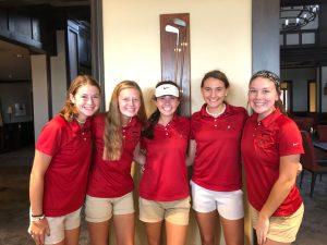 MEC Tournament at St. Joseph Country Club (9/30/19)