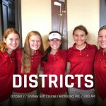 District Golf Tournament @ Richmond (10/7/19)