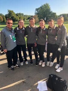District Tournament (10/7/19) at Richmond's Shirkey Golf Course