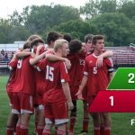 Streak snapped!  Benton Cardinals fall to Maryville Spoofhounds 2-1