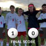 Benton Boys Soccer defeats Savannah 1-0