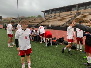 Benton Boys Soccer:  Benton @ Excelsior Springs