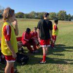 Benton Boys Soccer vs. Maur Hill #2
