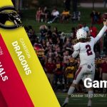 Benton Football – Benton Cardinals at Cameron Dragons