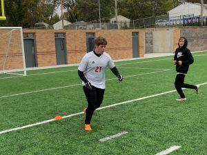 Benton Boys Soccer:  Benton @ St. Pius X – Thursday, October 24th