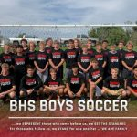 "Benton Boys Soccer - ""We Are Family"""