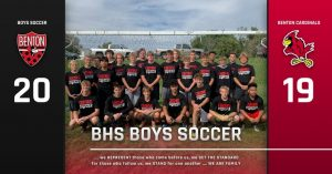 "Benton Boys Soccer – ""We Are Family"""