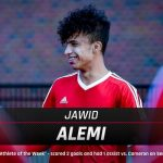 "Benton Boys Soccer – Vote for Jawid Alemi for ""Athlete of the Week"""