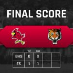 Cardinal shut down …. lose 2-0 to the Panthers
