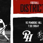 Benton Varsity Football – Benton at Pembroke Hill