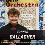Conner Gallagher – All District Orchestra