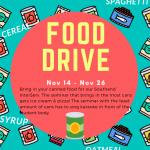 Benton High School:  Food Drive
