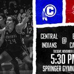 Benton Girls Varsity Basketball Season Opener – Benton vs. Central