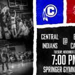 Benton Boys Varsity Basketball Season Opener – Benton vs. Central