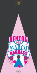 2019-2020 March Bagness Board Designs