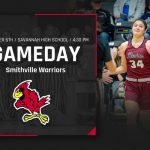 Girls Varsity Basketball – Savannah Tournament – Benton vs. Smithville