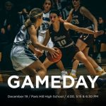 Benton Girls Basketball – Benton vs. Park Hill