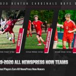 Benton Boys Soccer:  2019-2020 All NewsPress NOW Team