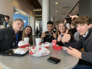 2019-2020 DECA District Competition at UMKC – 2/7/20
