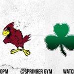 Benton Cardinals vs. Lafayette Fighting Irish – Girls & Boys Varsity Basketball Double Header