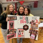 """High School of Business Year 2 at """"Future Cardinal Night"""""""