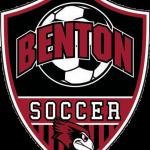 New Benton Boys Soccer Logo