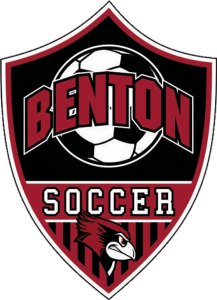 New Benton Boys Soccer Logo