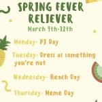 Spring Fever Reliever
