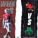 Friday Night Football – Benton Cardinals vs. Lafayette Fighting Irish