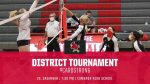 Benton Cardinals vs. Savannah Savages – District Tournament Game #1