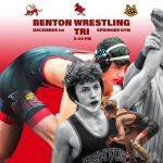 Benton Wrestling Triangular – December 1st