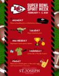 2020-2021 Chief's SuperBowl Spirit Week!
