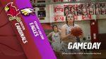 Benton Girls Basketball – Benton Cardinals @ Bishop Leblond Eagles