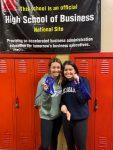 2020-2021 DECA State Qualifiers – Kamryn Allen & Ariann Jones