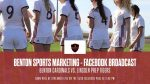 Bentons Sports Marketing – Benton Cardinals vs. Lincoln Prep Tigers – Girls Soccer